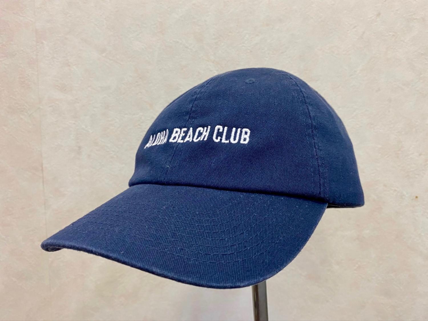 Aloha Beach Club - ABC 6-panel Polo Cap Navy