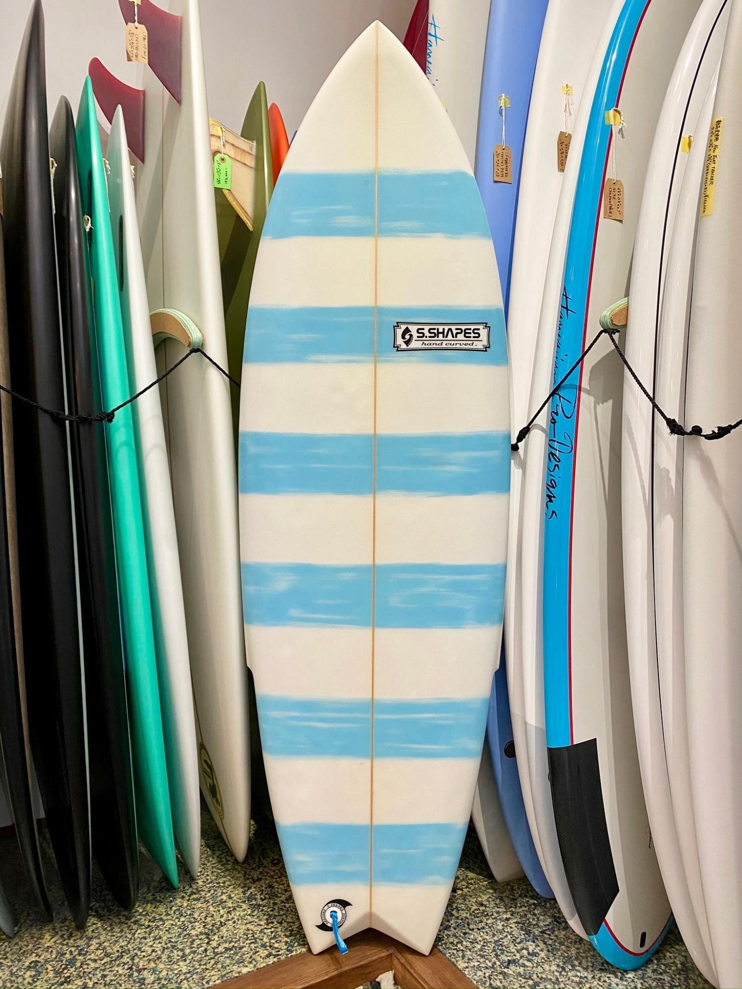 USED BOARDS (S-SHAPES STINGER5.6)