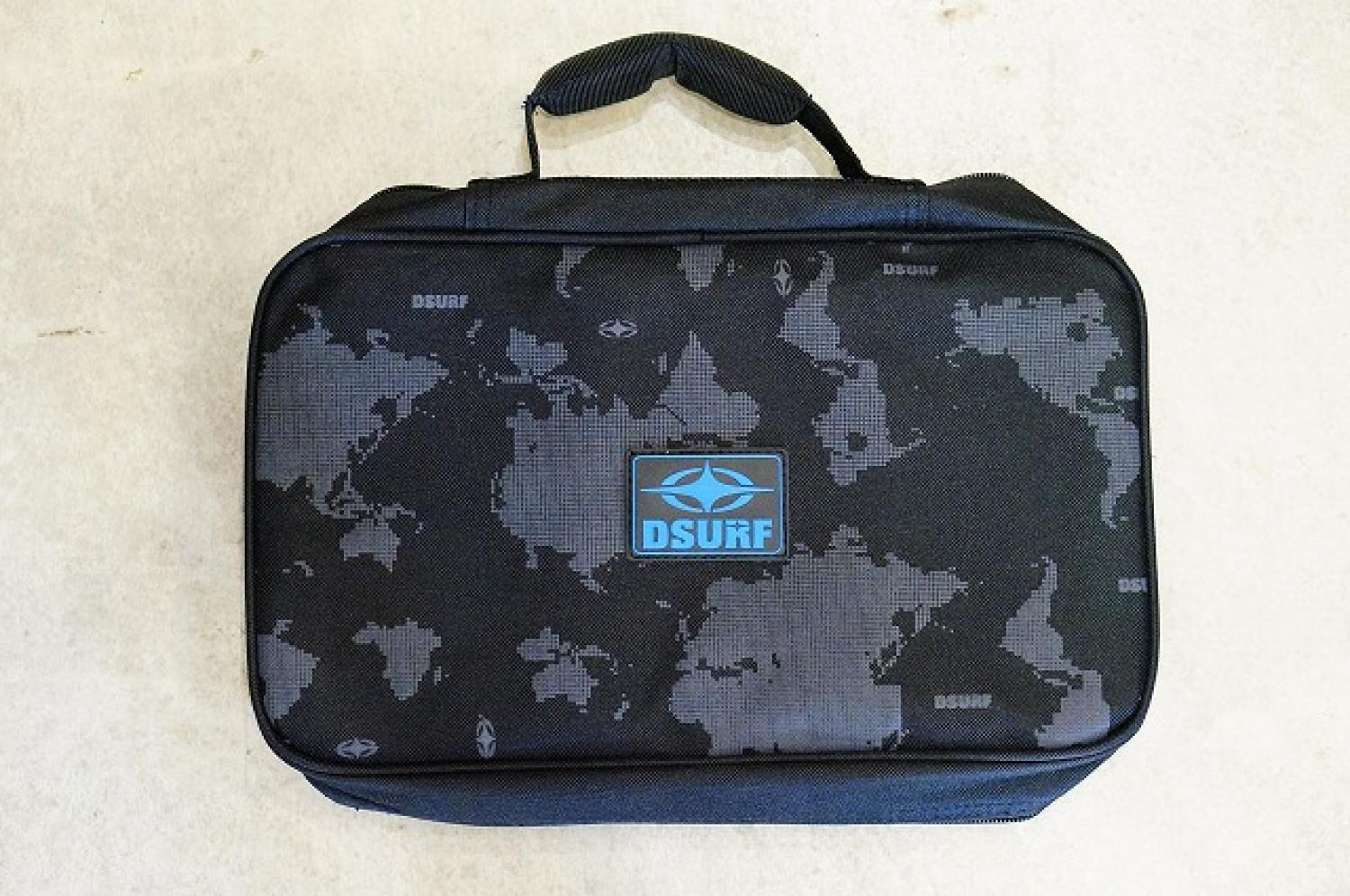 DESTINATION SHORT FIN CASE BLK