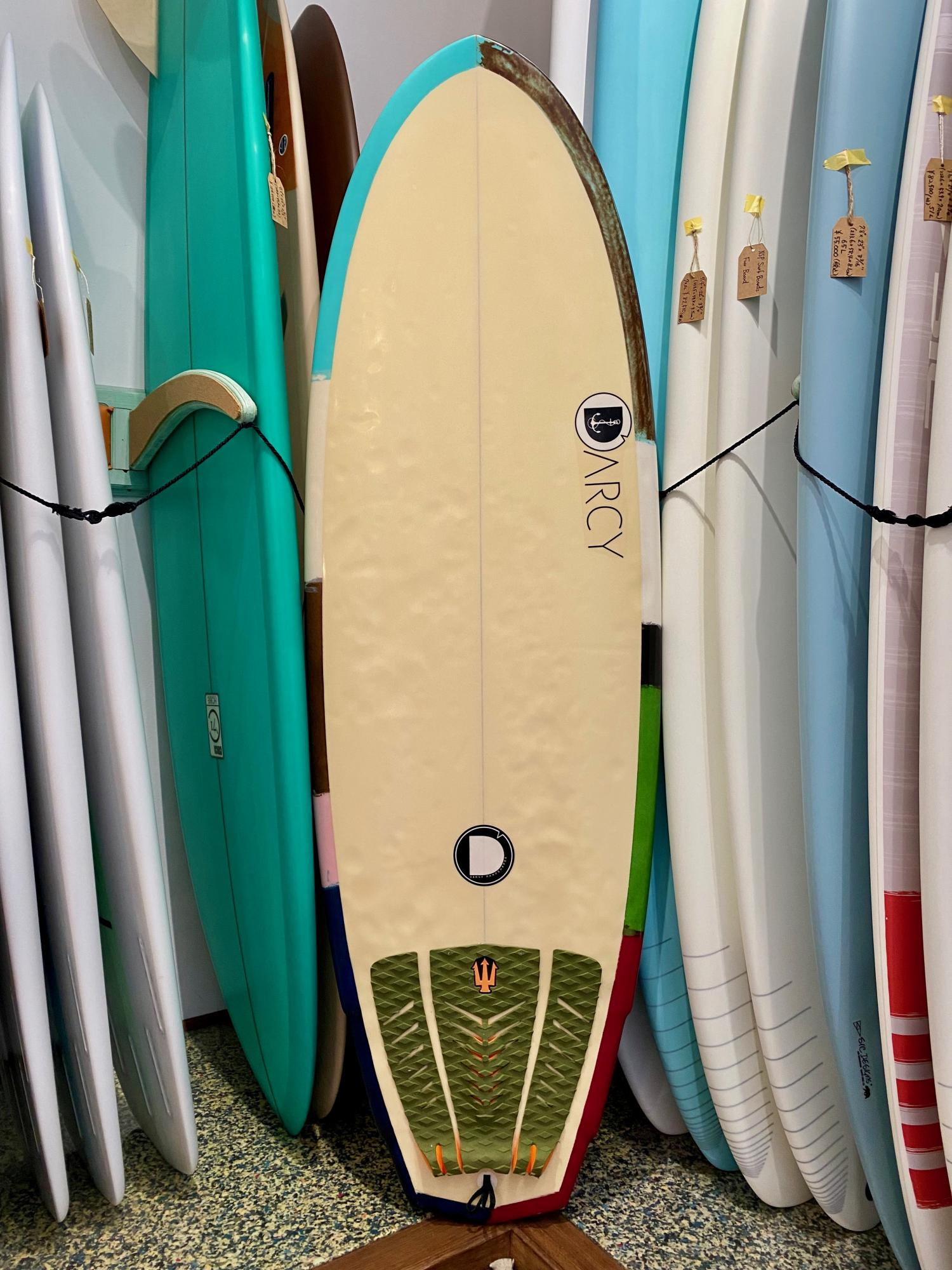 USED BOARDS (FIREWIRE Surfboards EVO 5.4)