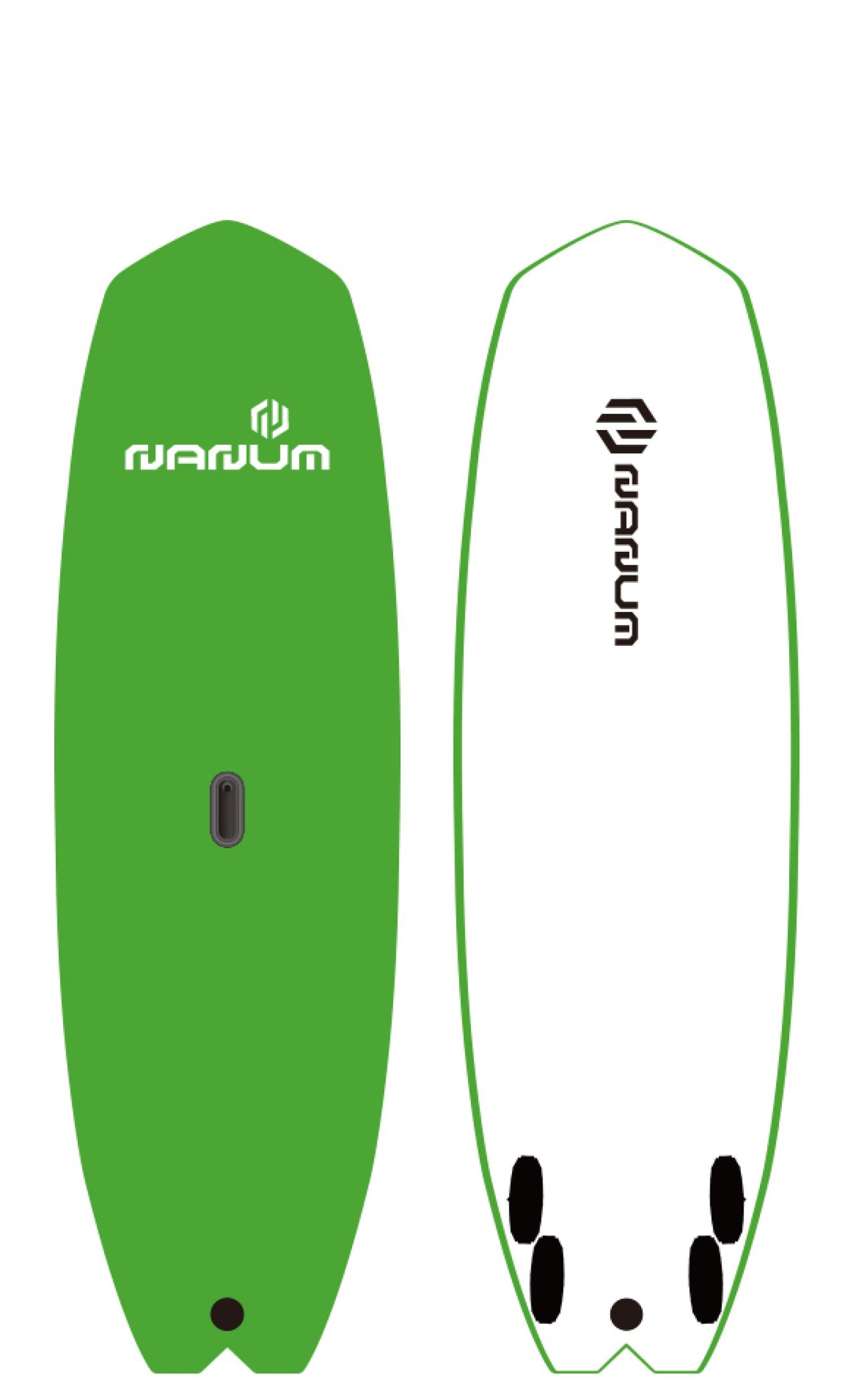 NANUM SOFT SUP SOLE FISH 7.6