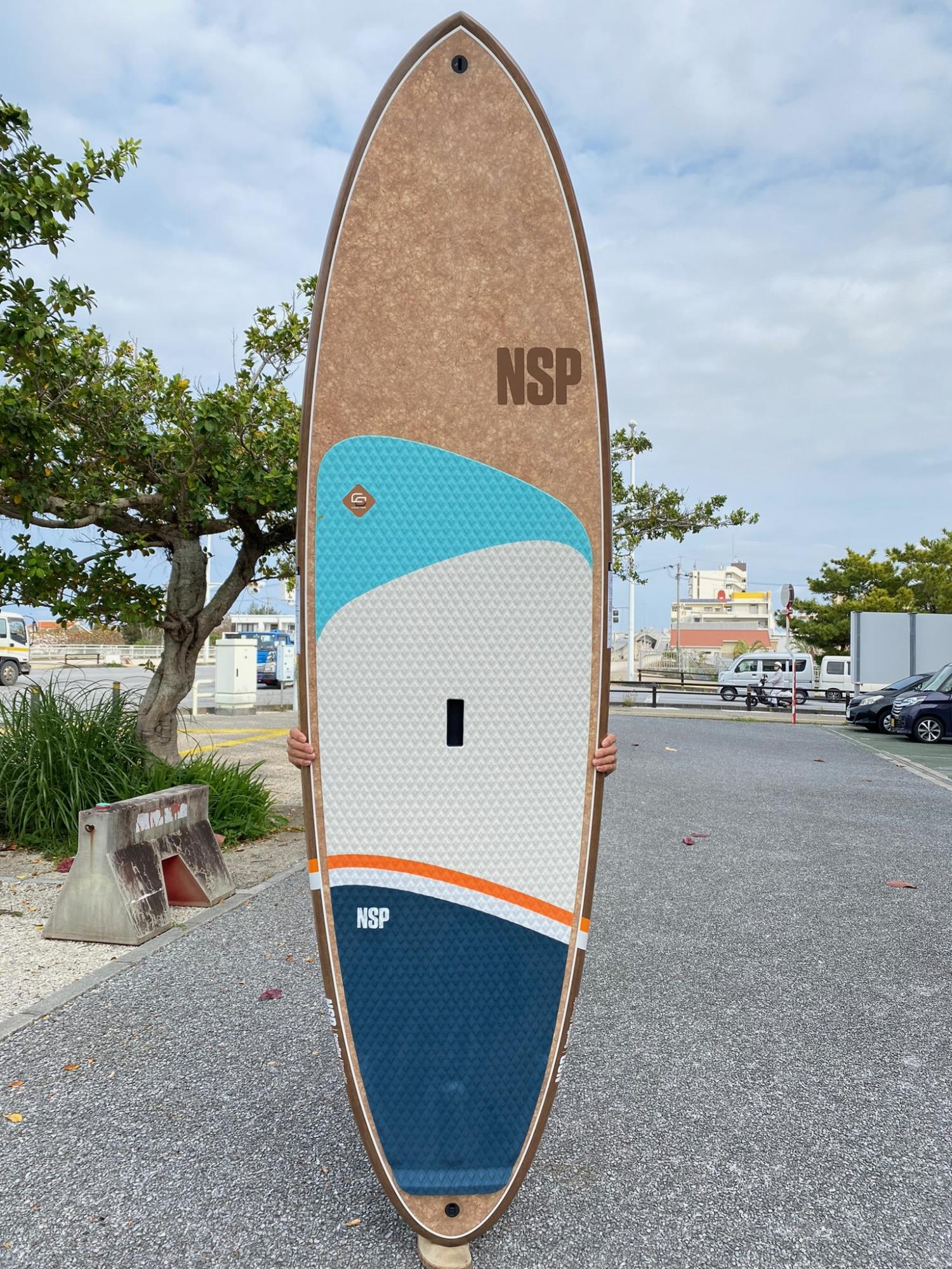 NSP Coco Flax SUP ALLROUNDER 9.2