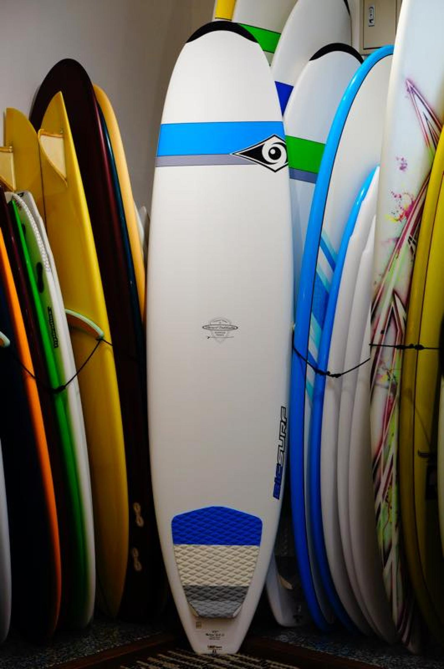 BIC SURF BOARDS 7.9 NATURAL SURF2