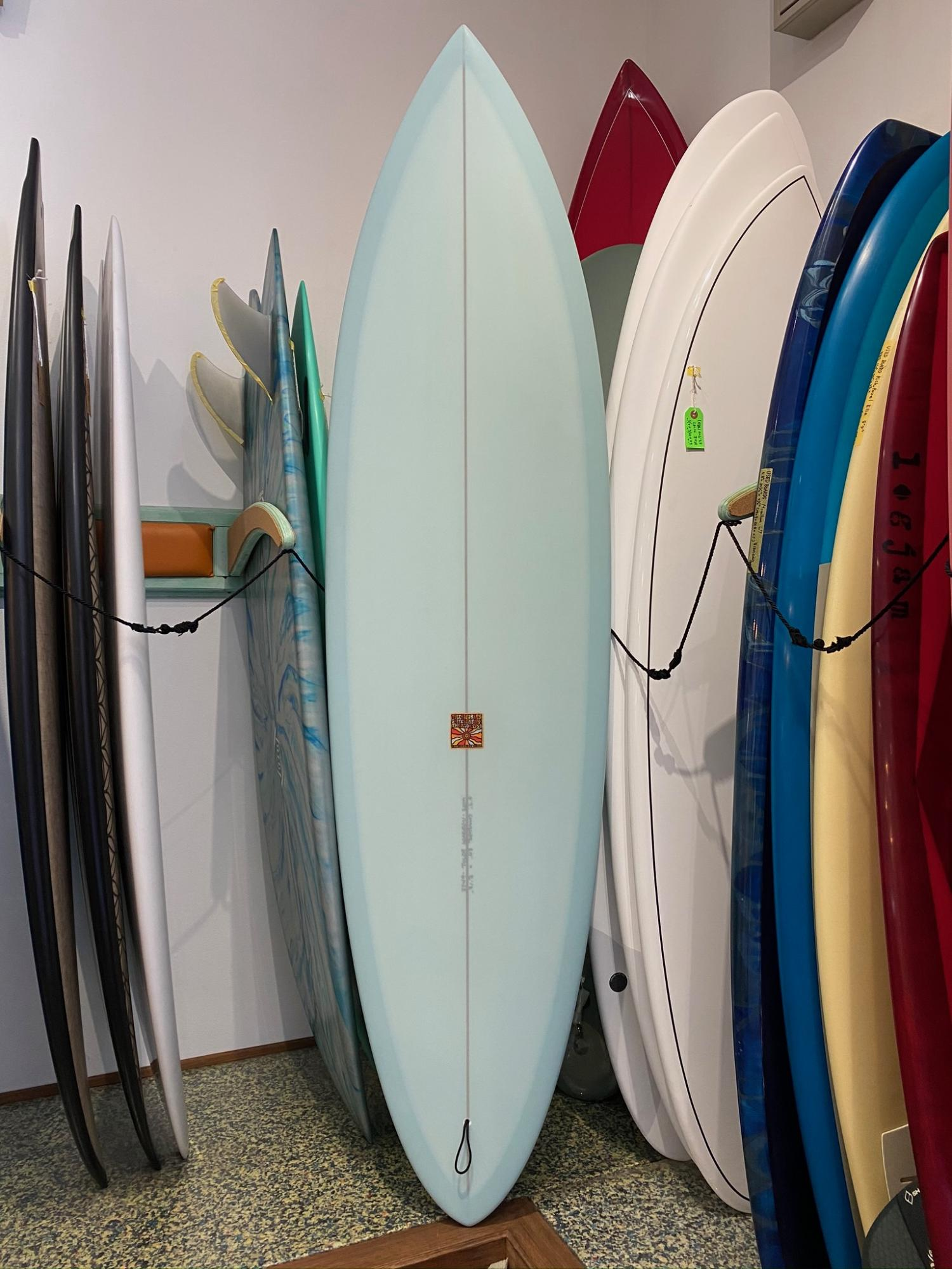 Tyler Warren Surfboards Charger 6.7