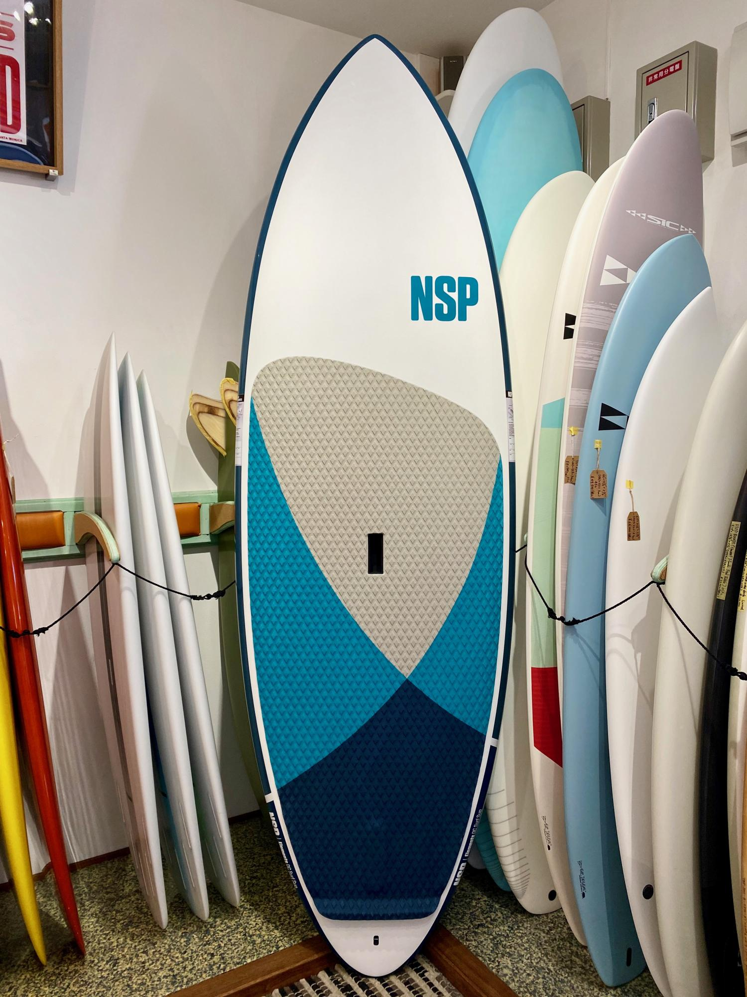 NSP DC ELEMENTS SURF WIDE 8.10