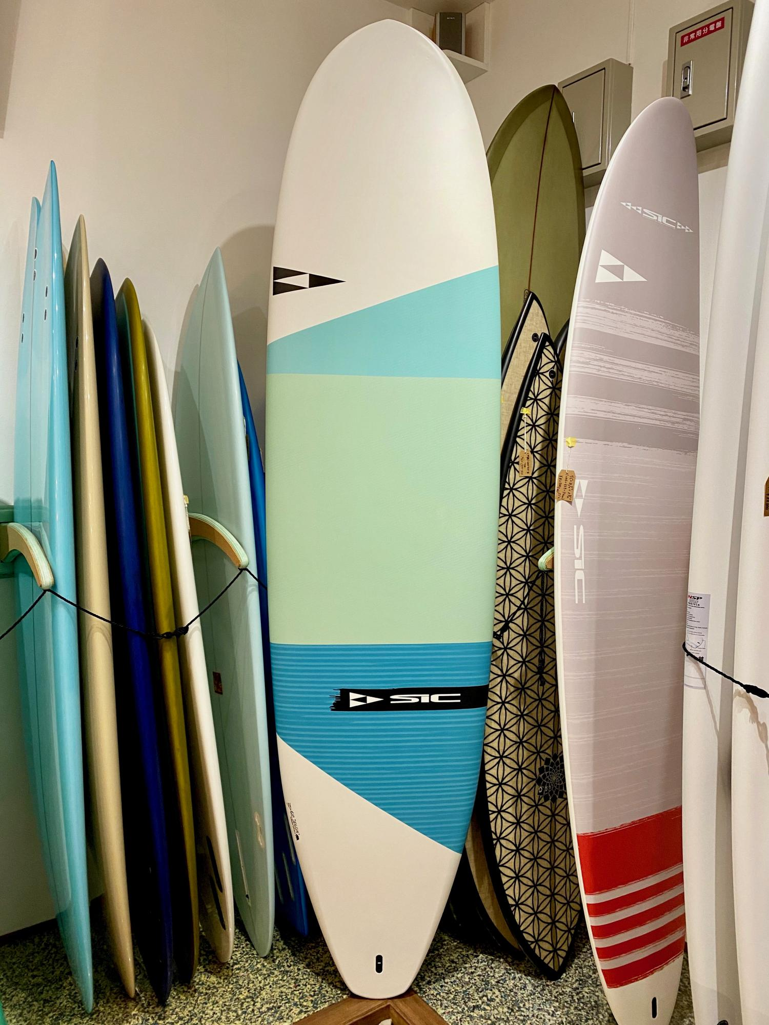 SIC SURF BOARDS 7.10 ACE TEC DRIFTER
