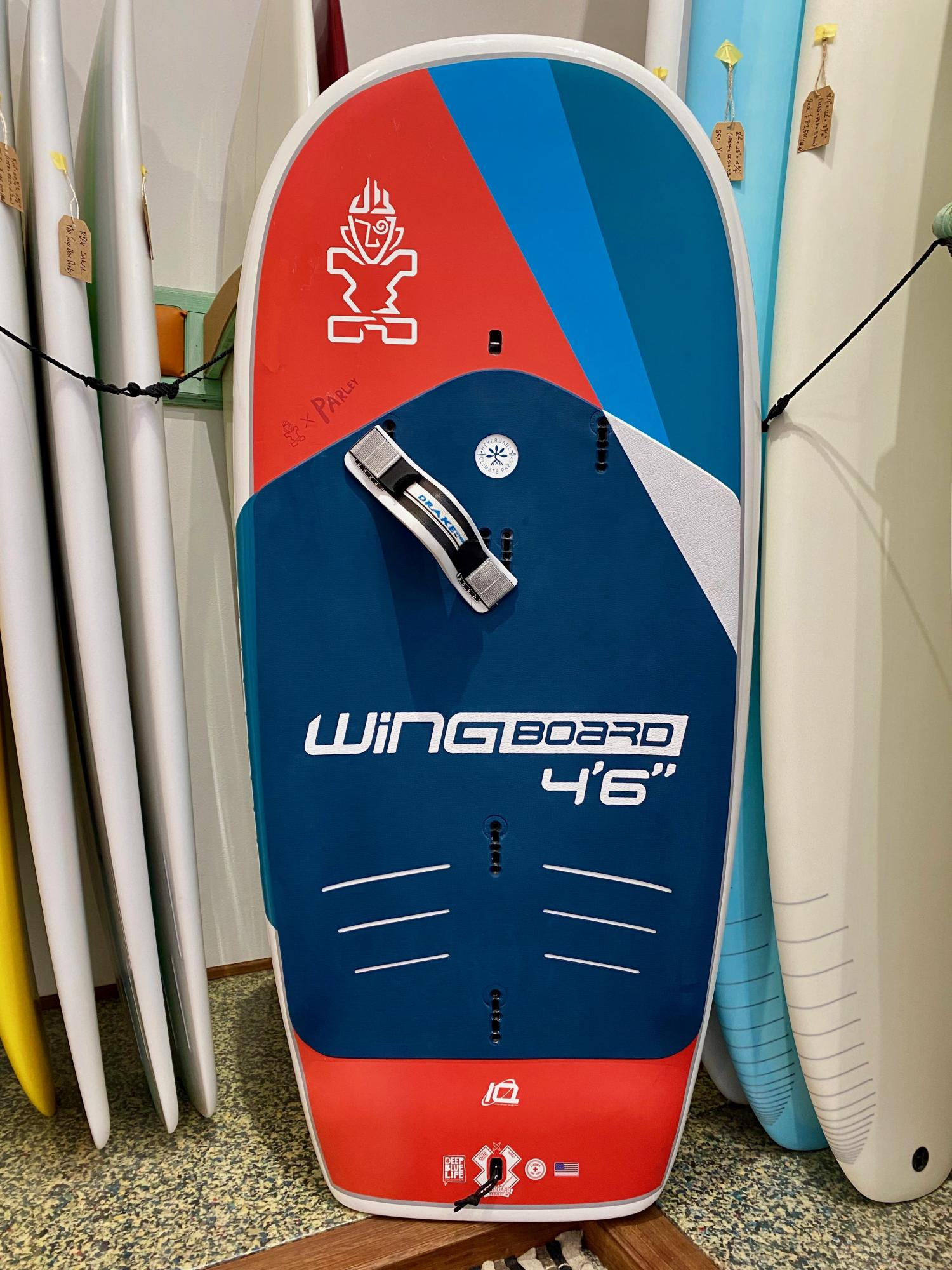 USED BOARDS (STARBOARD Hyper Foil 6.6×30)