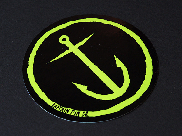 [CAPTAIN FIN Co.] STICKER/ S