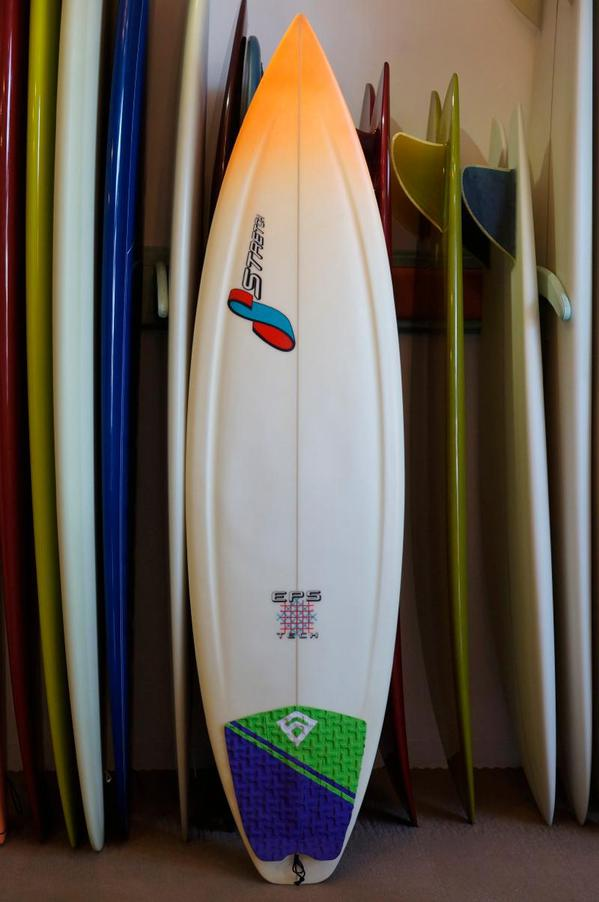 "USED BOARDS (STRETCH SURFBOARDS 「SWORD 6'0""」)"