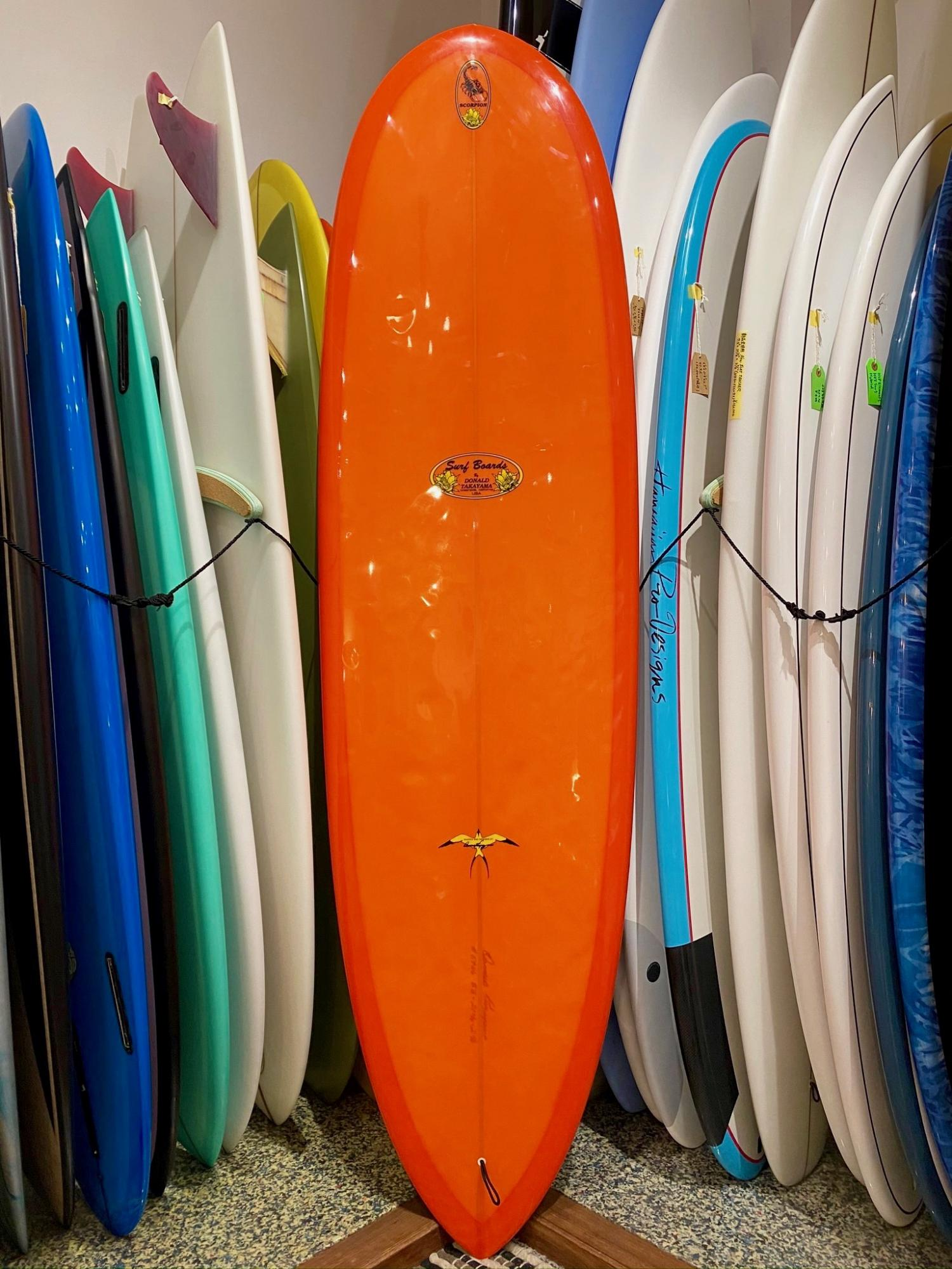 USED BOARDS (H.P.D. Takayama 6.8 Scorpion)