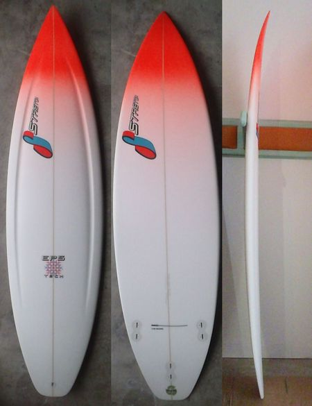 "STRETCH SURFBOARDS 「SWORD 5'10""」"
