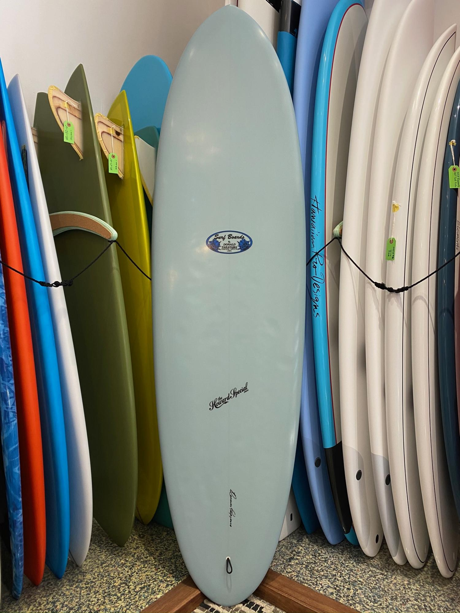 USED BOARDS ( H.P.D.  6.6 HOWARD SPECIAL MINI)