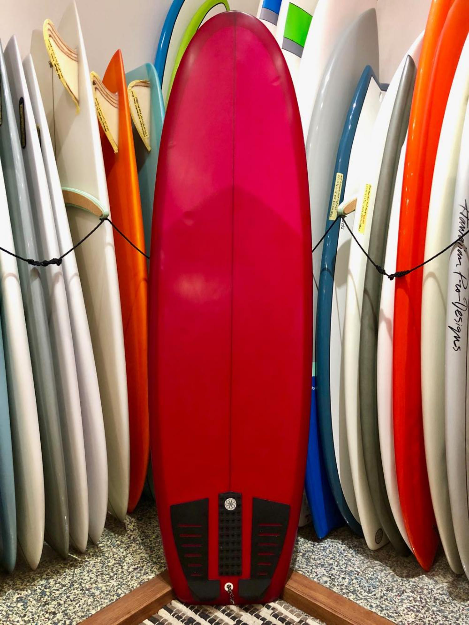 USED BOARDS Ocean Racer 6.2 CHRISTENSON SURFBOARDS )