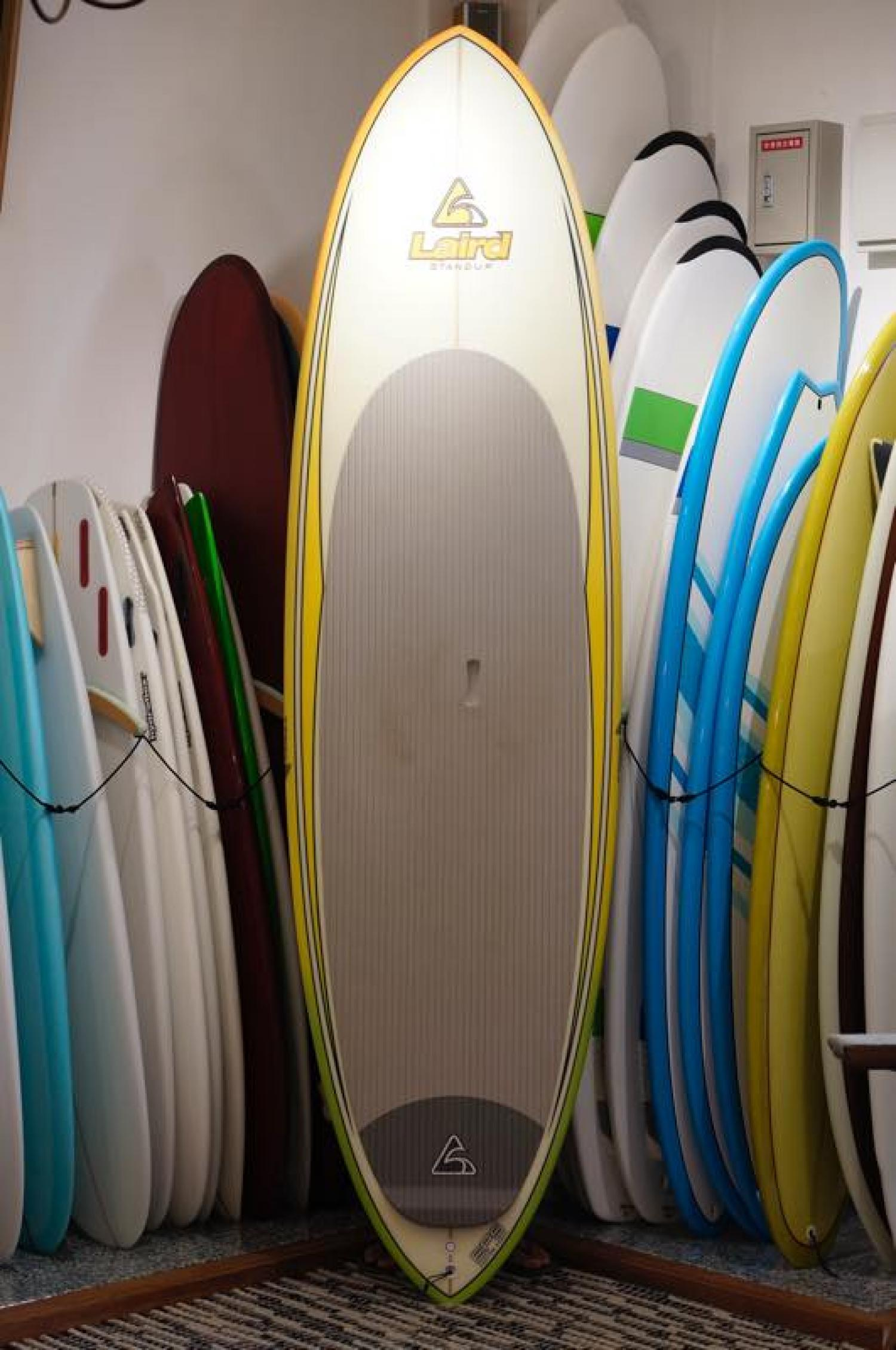 USED BOARDS(Laird STAND UP SURFER-HYBRID 9.0)