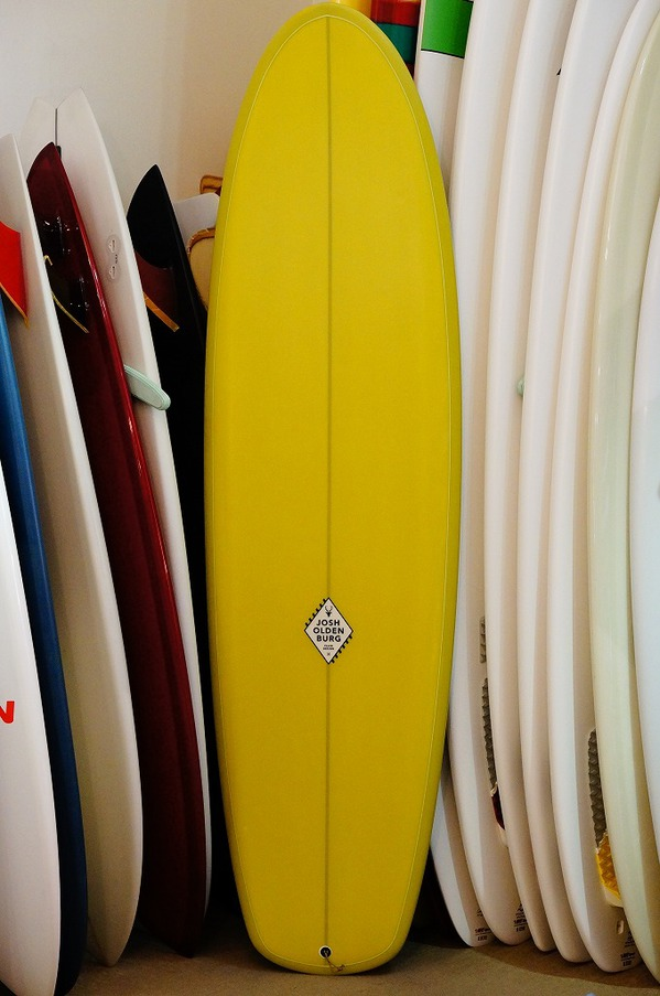 "USED BOARDS 「Josh Oldenburg DUO 6'6""  (Japan Limited Edition)」"