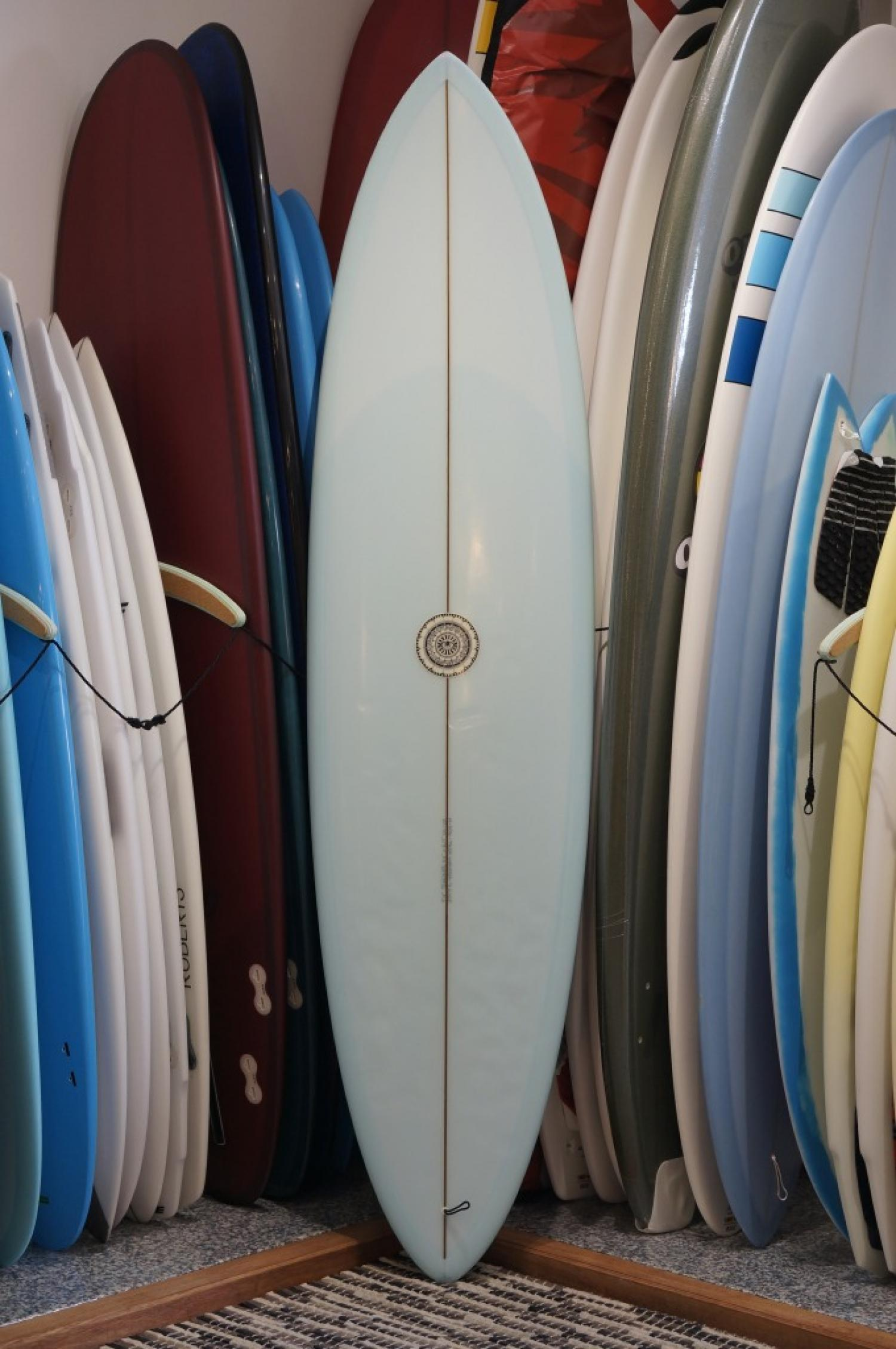 USED BOARDS (HOBIE SURFBOARDS-TylerWarren TRACKER 7.4)