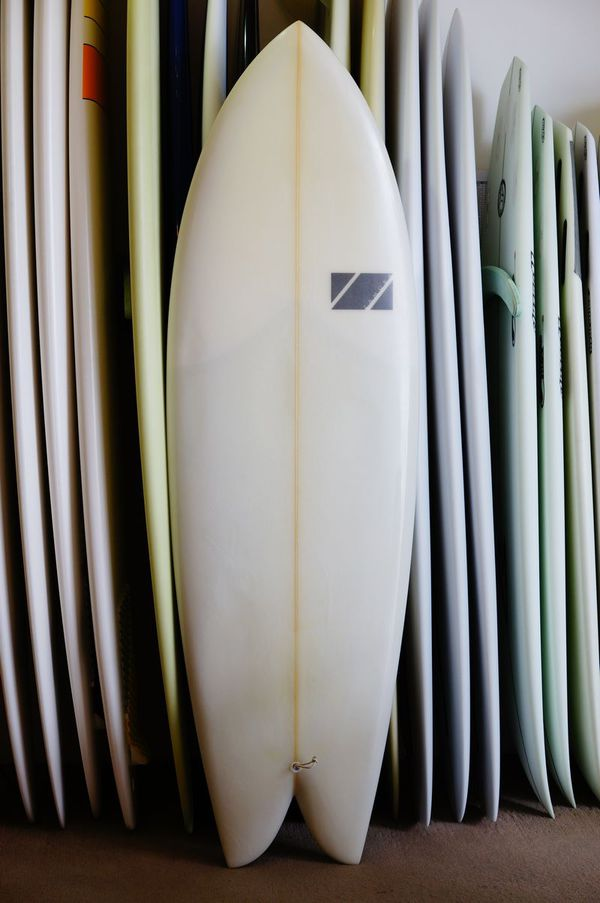 "USED BOARDS(Zamora Quad Fish 6'0"")"
