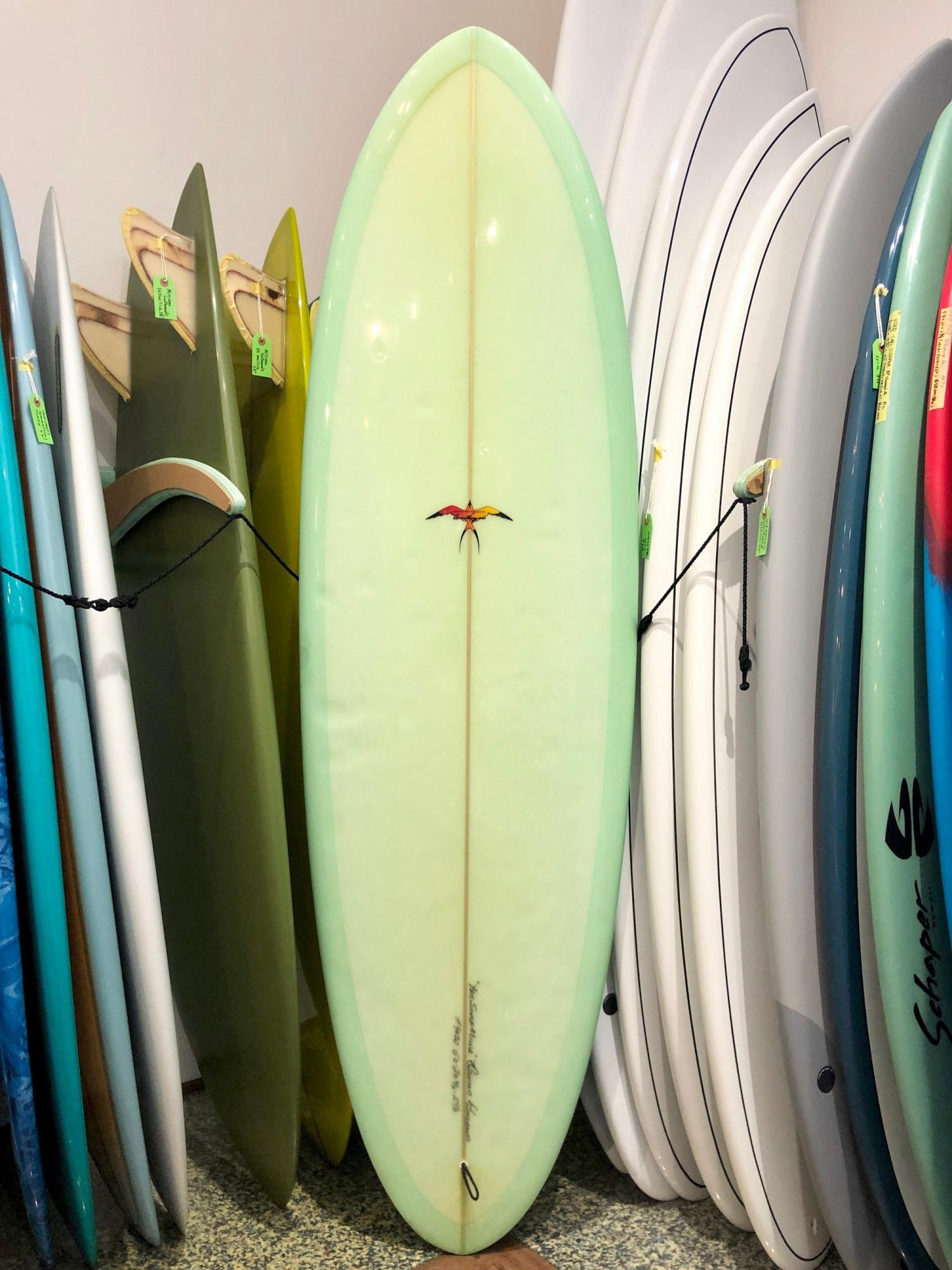 USED BOARDS(HPD FLOW EGG 6.0)