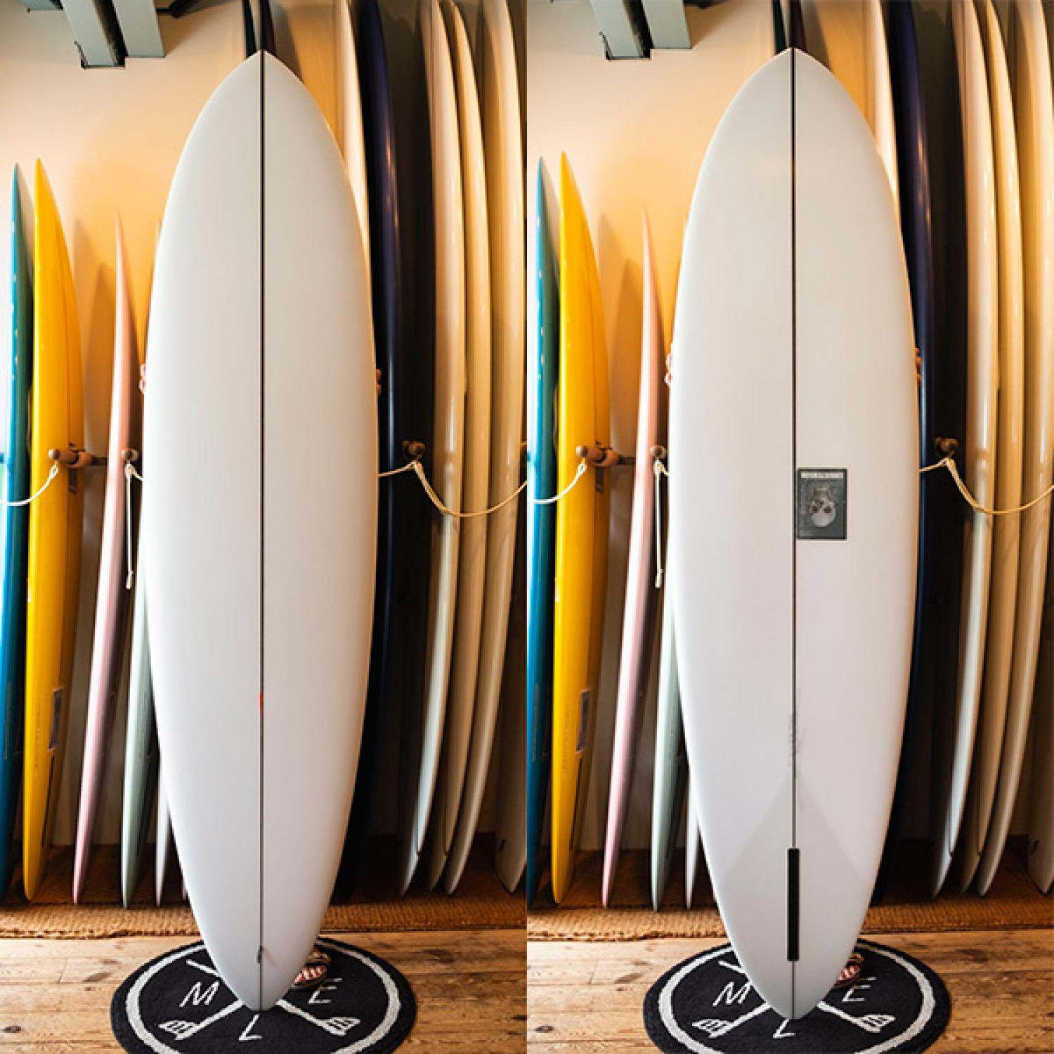 C-BUCKET 7.0 [CHRISTENSON SURFBOARDS]