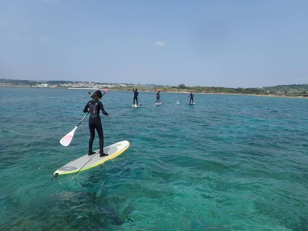 SUP(Stand up paddle)State of the schoolâ'¢