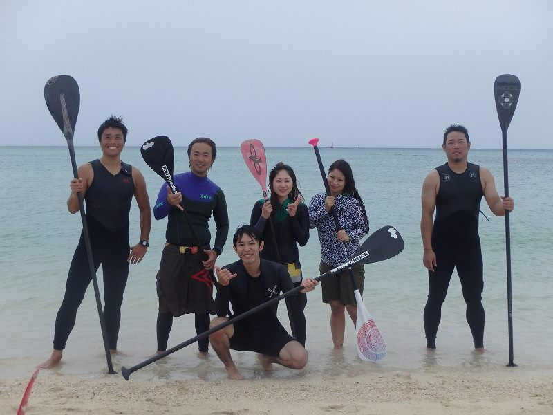 About the SUP School and the Guides