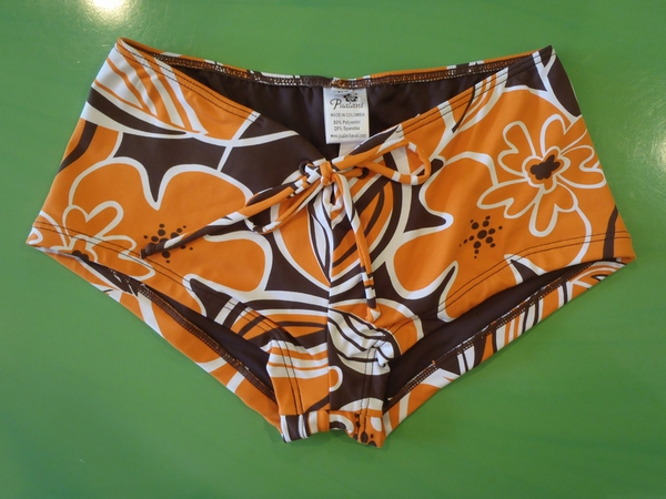 Pualani Hawaii BOTTOM 「HAWAIIAN PUNCH HIPSTER」 XS