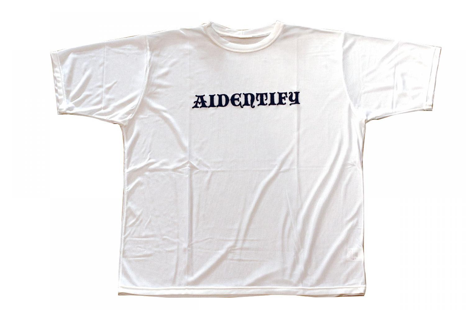 [AIDENTIFY] AIDENTIFY COOL MAX SUNGUARD TEE  WHT