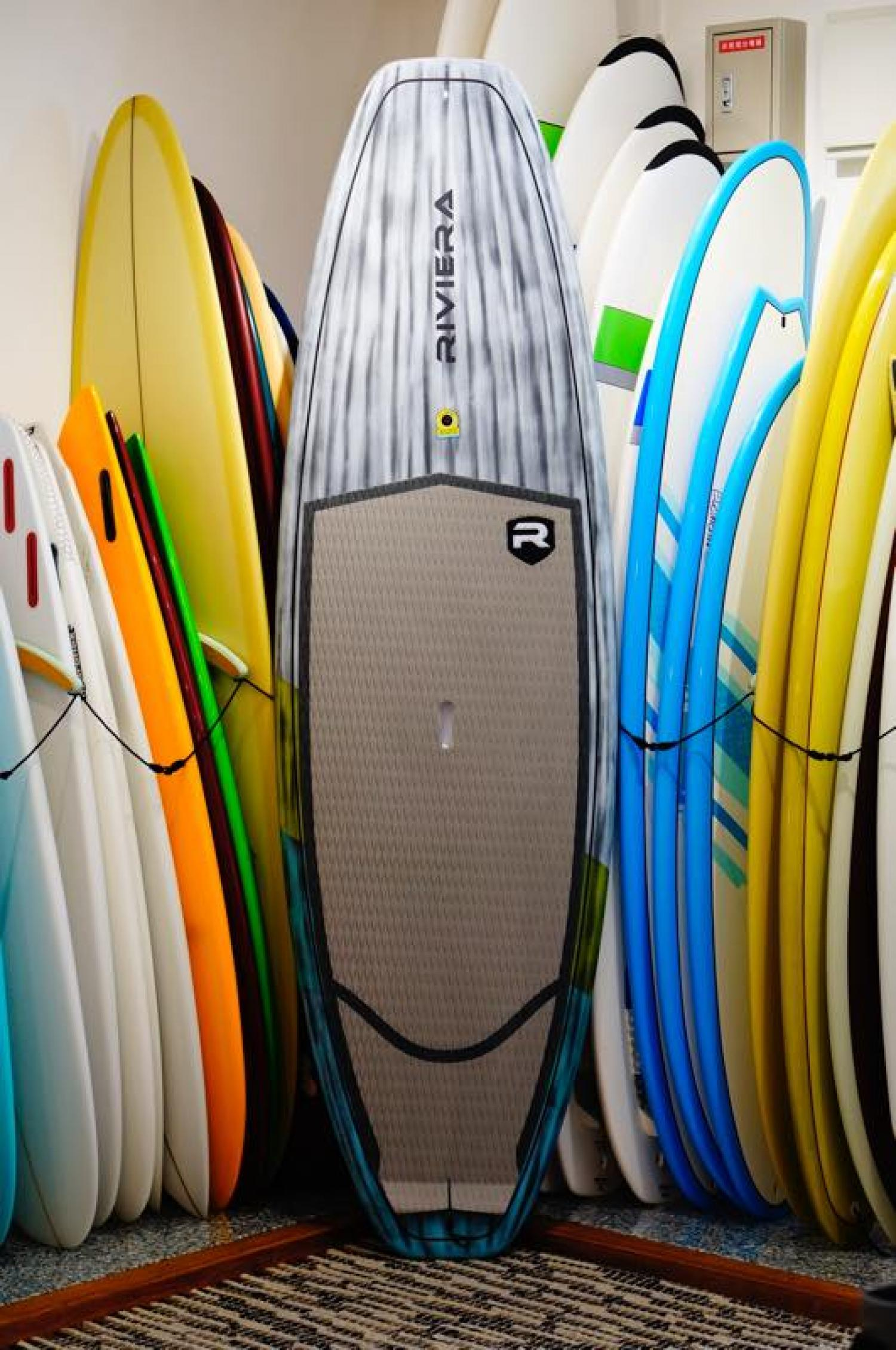 RIVIERA Paddle Surf WHRLING DERVISH 8.0