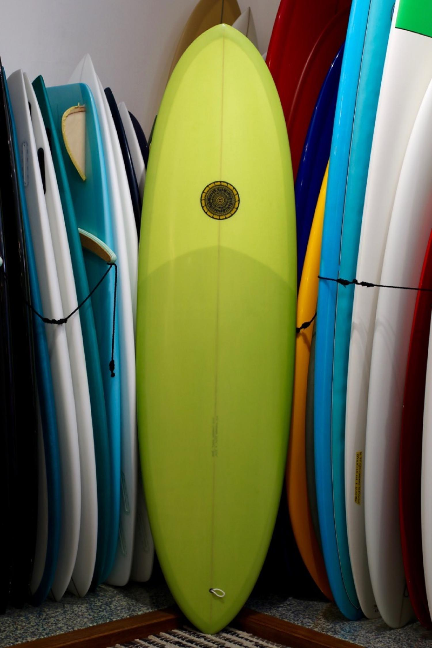 Tyler Warren Surfboards TRACKER 6.6