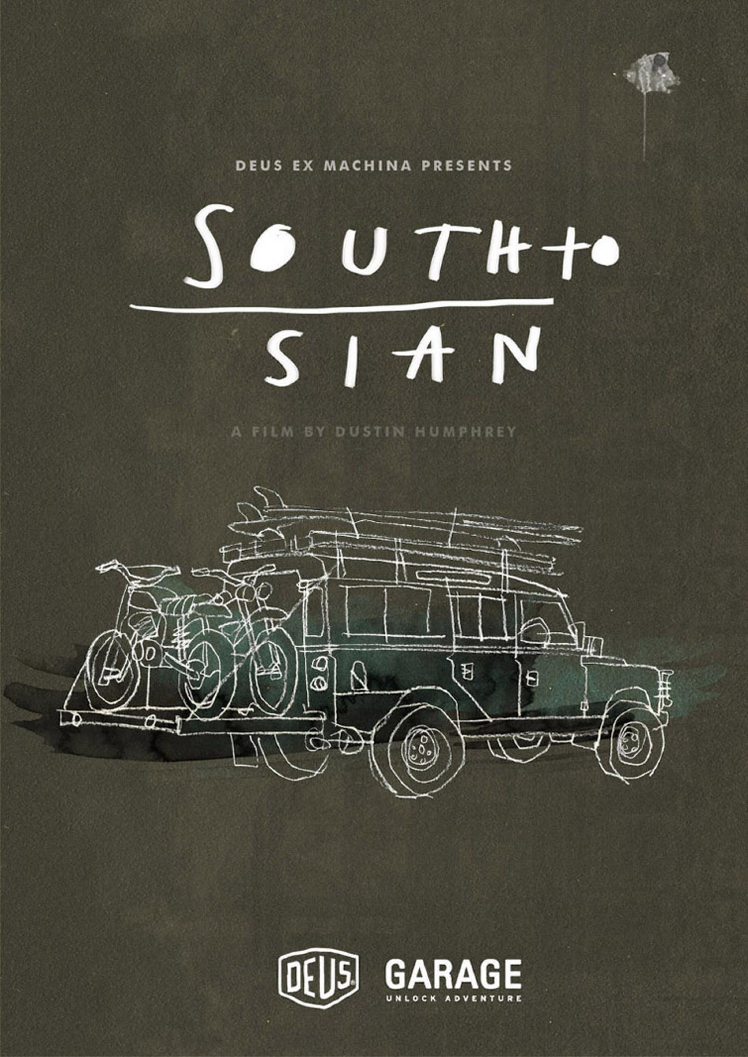 「SOUTH TO SIAN」