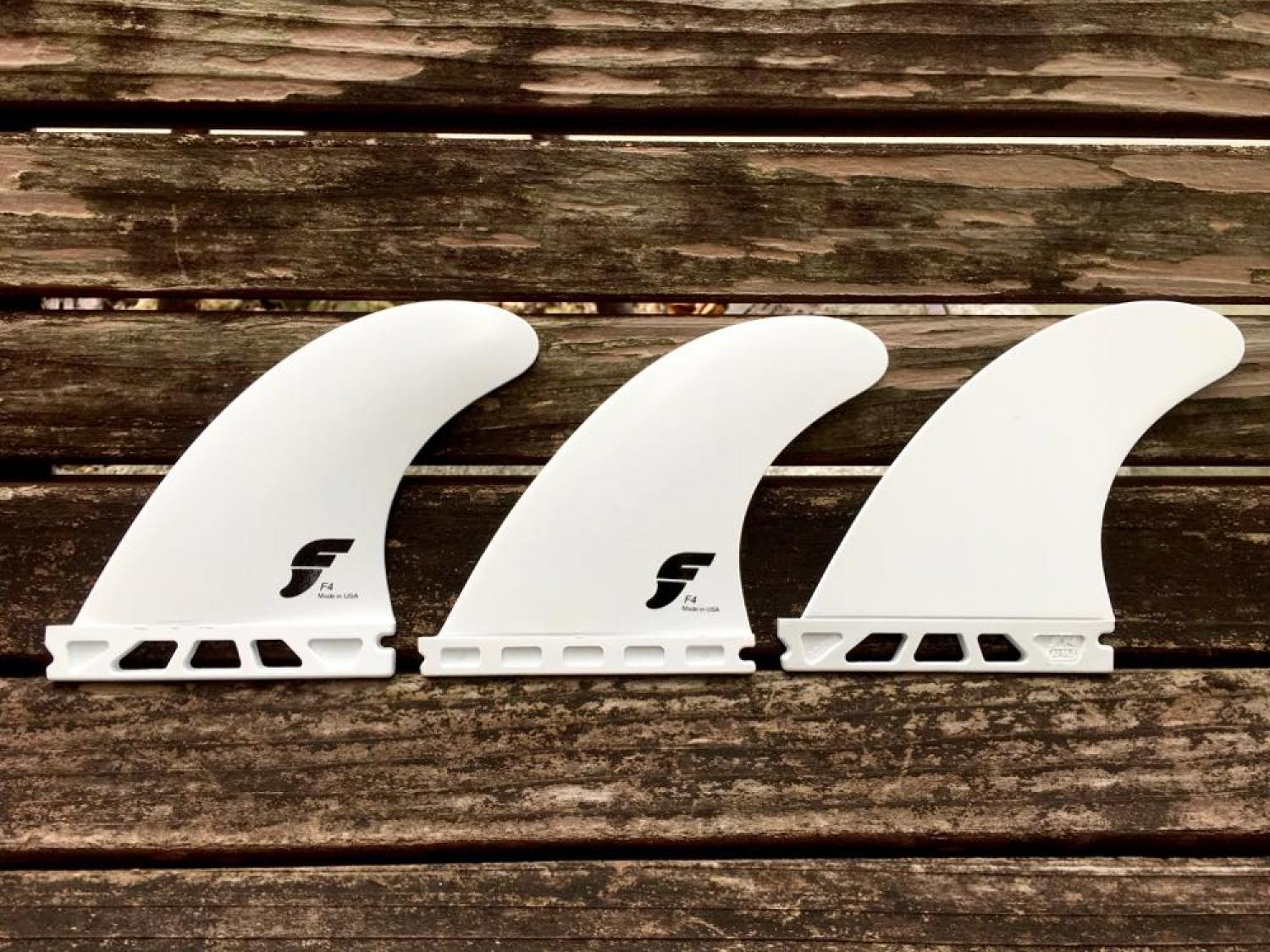 FUTURE FIN F4 THERMO TECH Tri set