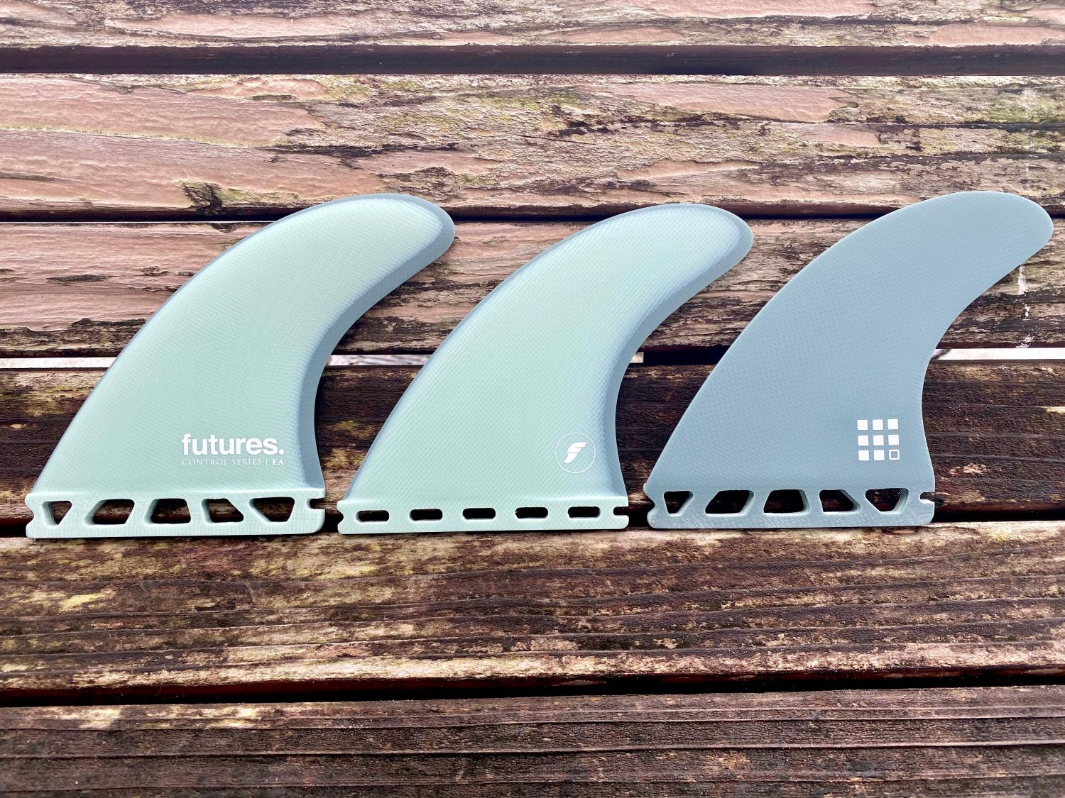 FUTURE FIN THERMO TECH V2 460 JC1 Tri Set
