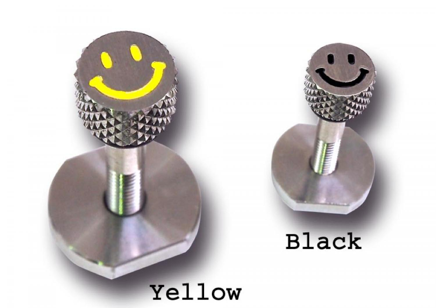 Smile Bolt Yellow