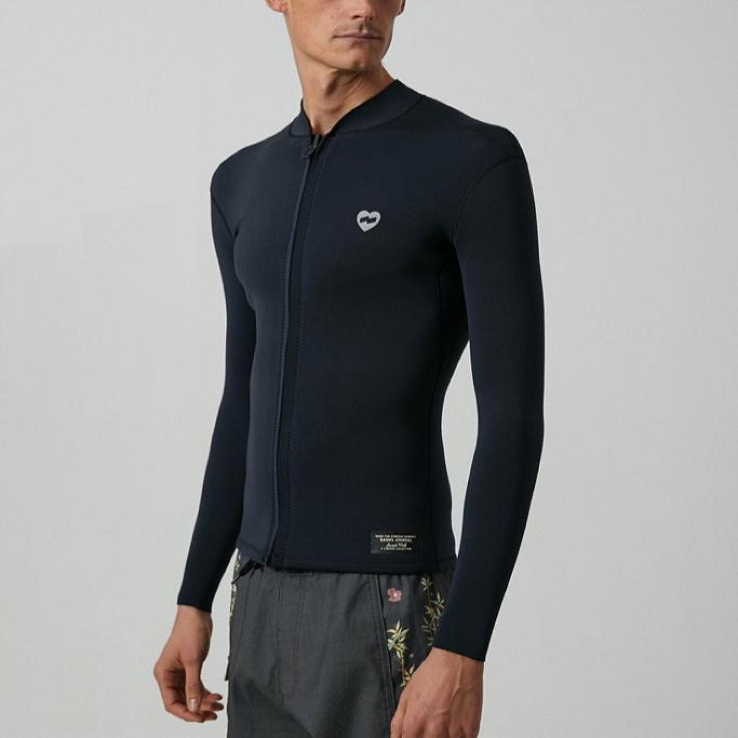 BANKS JARED MELL FRONT ZIP WETSUIT