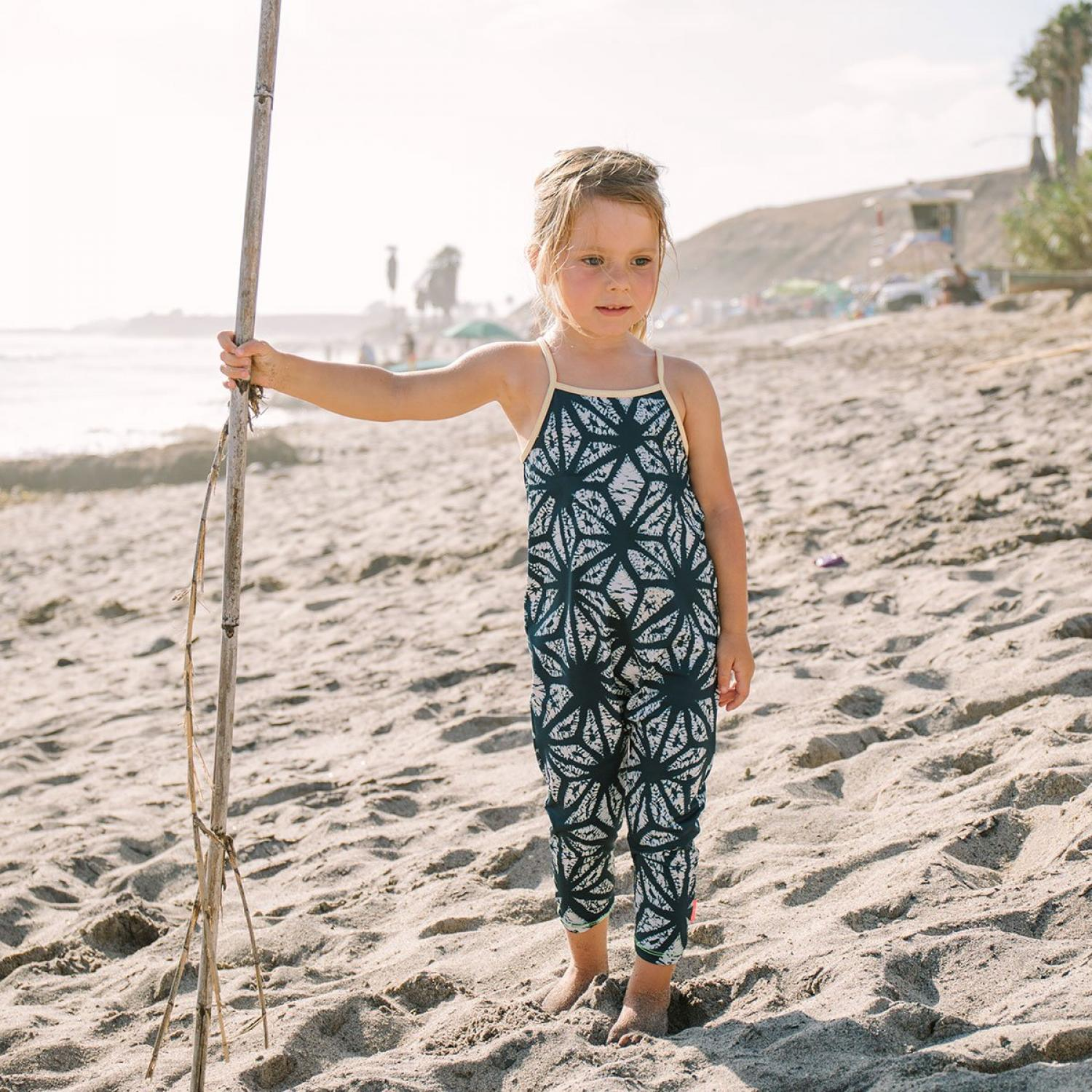 Mini Seea Chimi Kids Jumpsuit - Daya