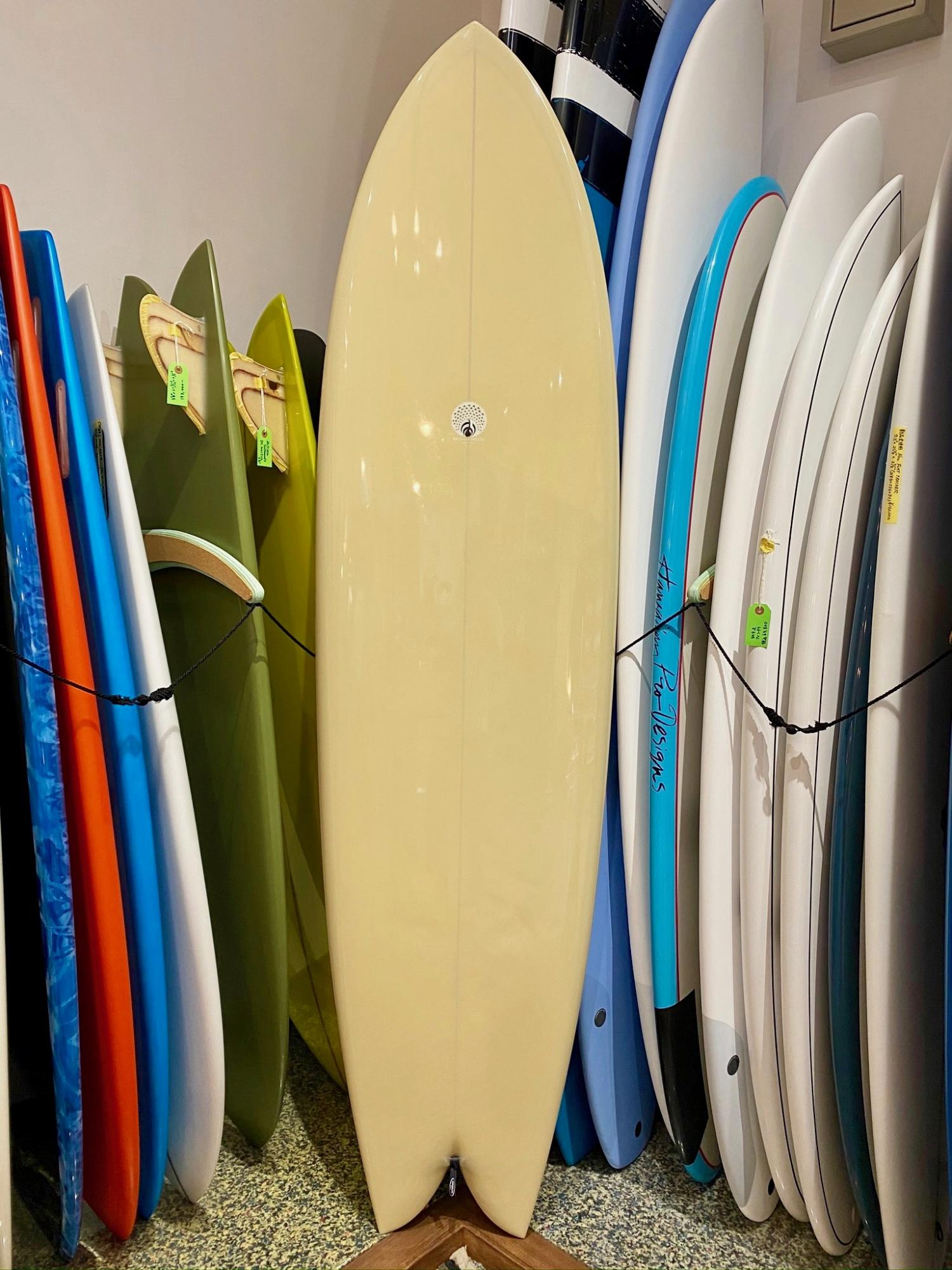 USED BOARDS (DRIFTER 6.10 Michael Miller Surfboards)