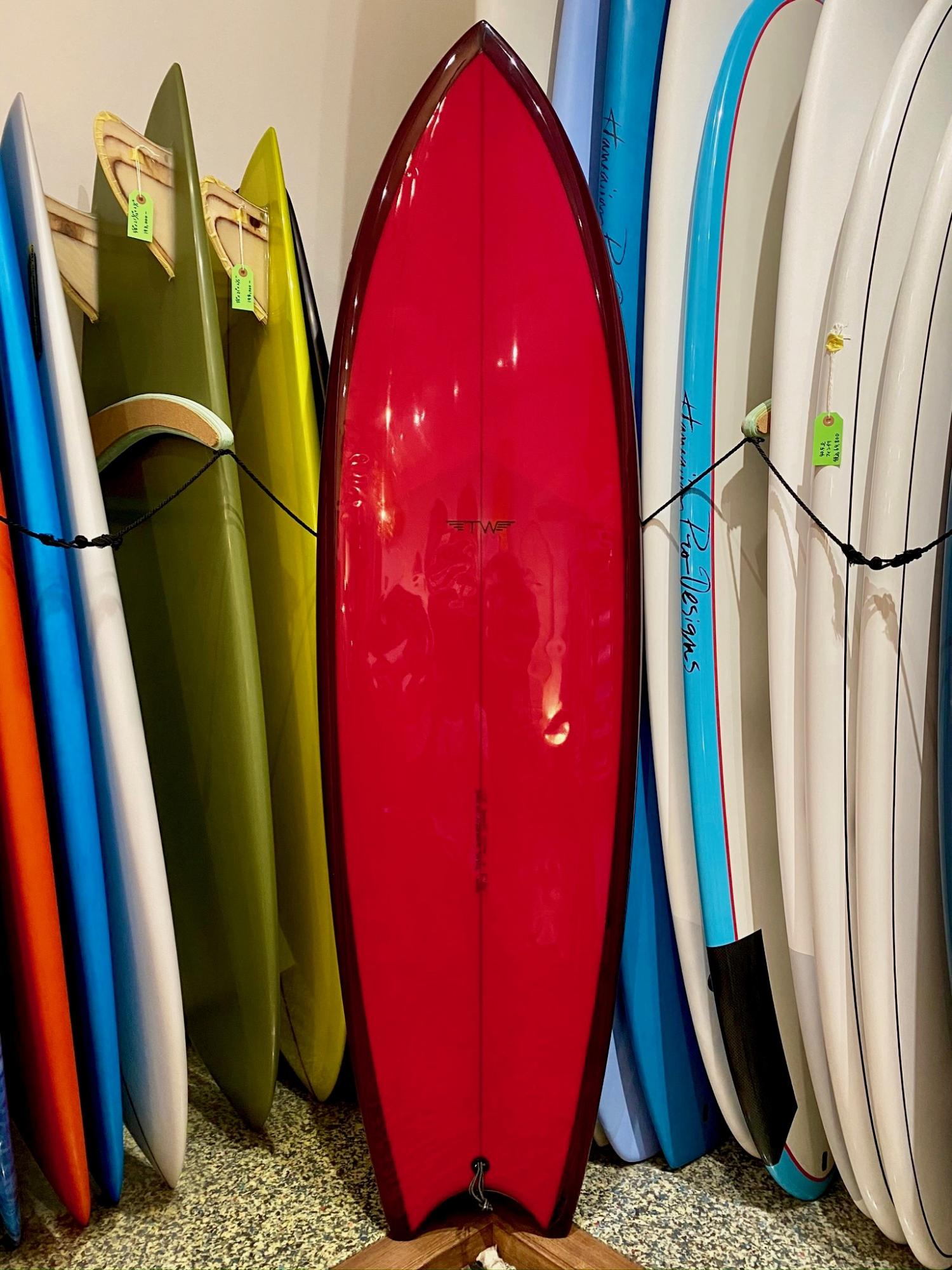 USED BOARDS(Tyler Warren Surfboards BULLET 5.8)