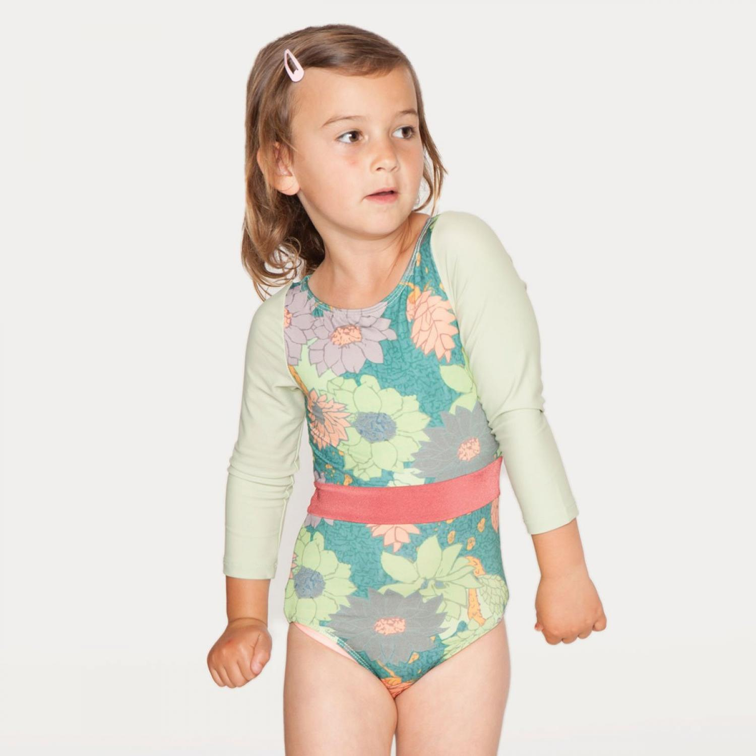 Mini Seea Hazel Kids Bodysuit Mirage