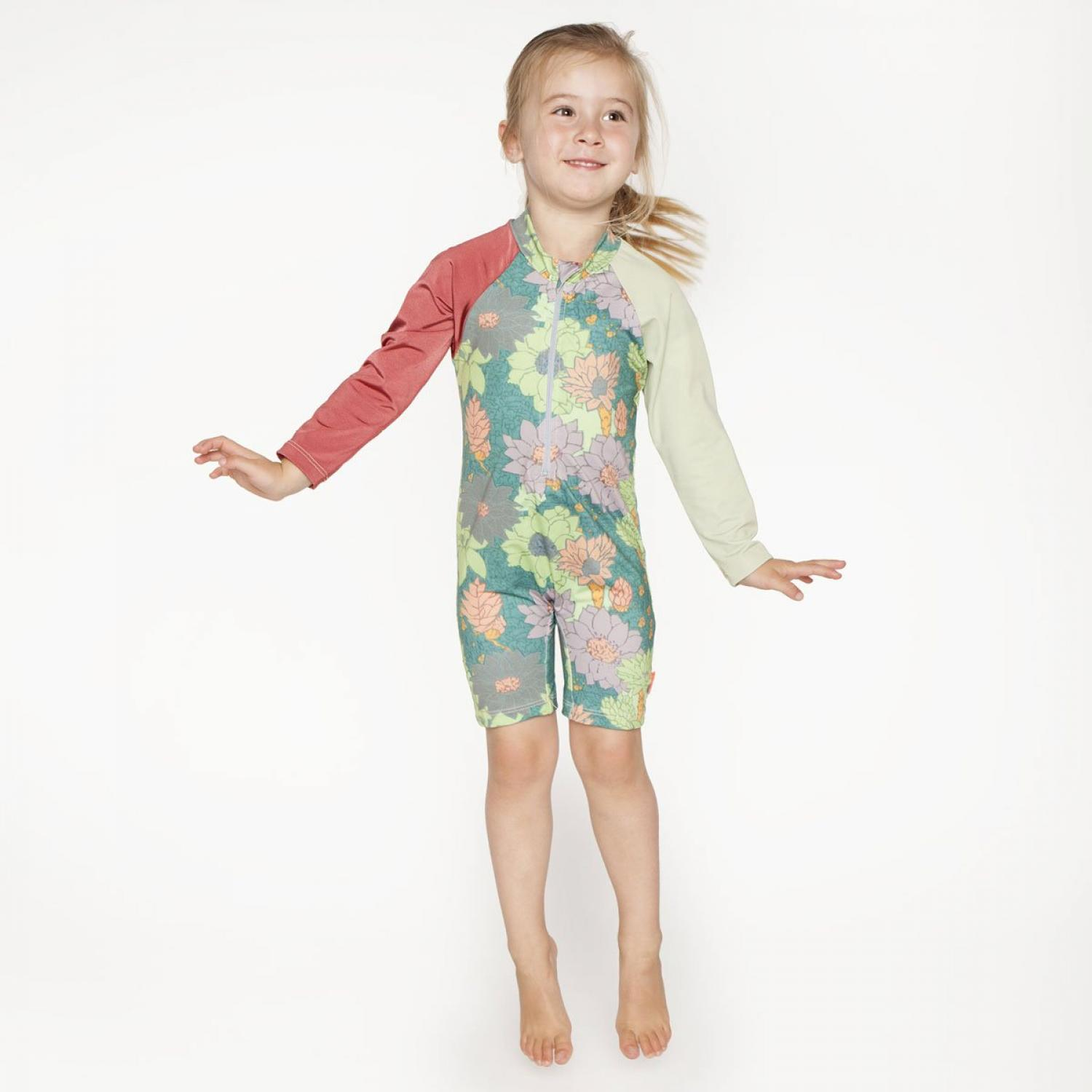Mini Seea Swamini Kids Sunsuit Mirage