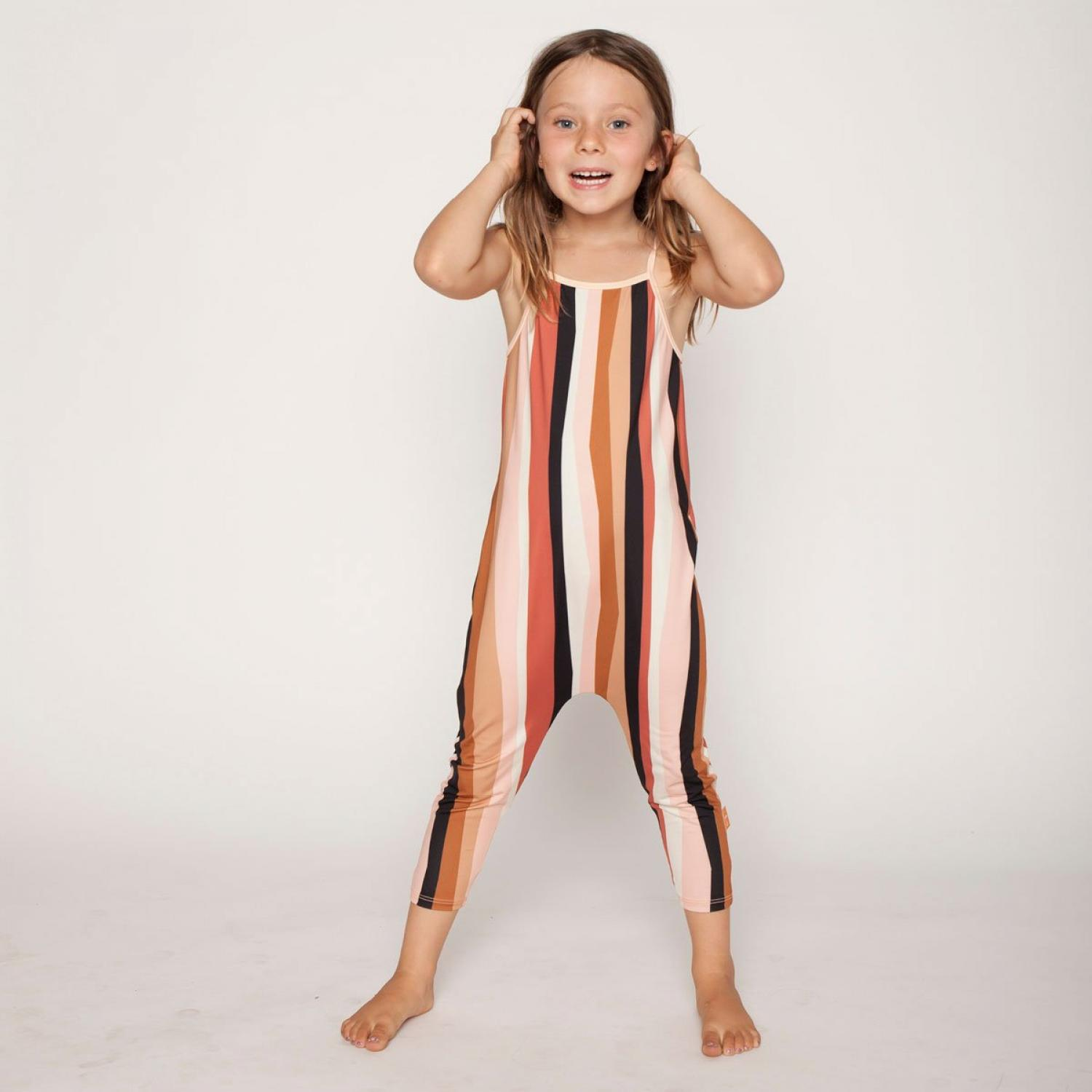 Mini Seea Chimi Kids Jumpsuit Mesa