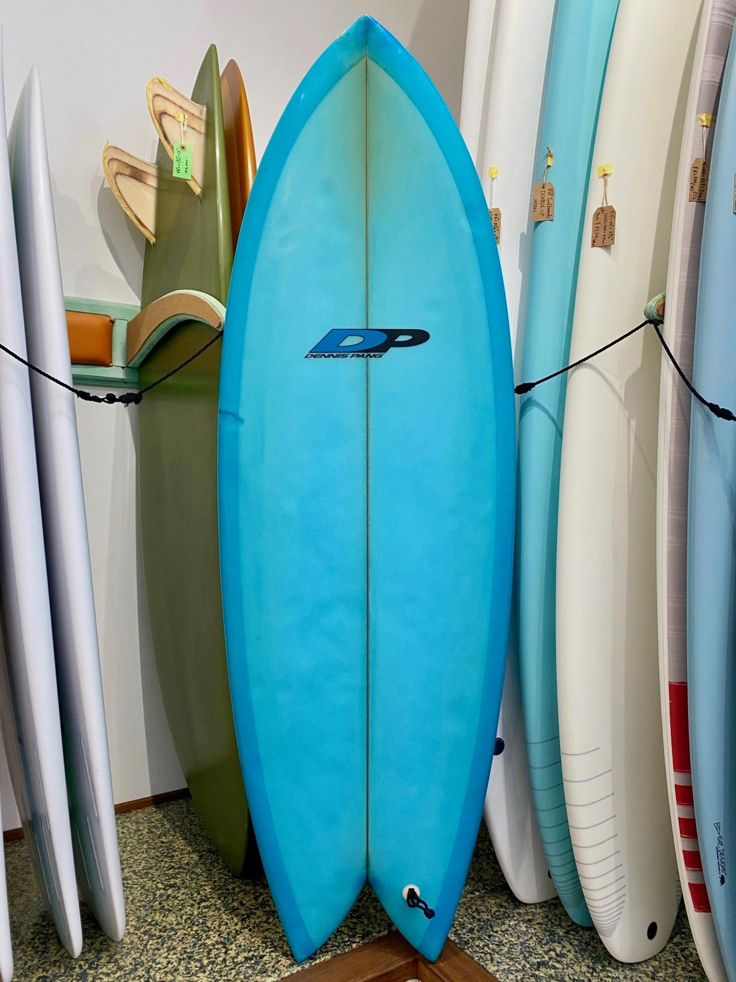 USED BOARDS (DENNIS PANG Surfboards Twin Fish 5.4)