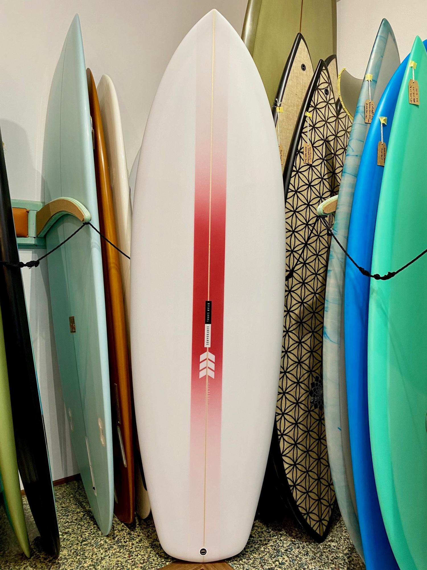 The Soap Box Derby 5.10【RYAN SAKAL SURFBOARDS】