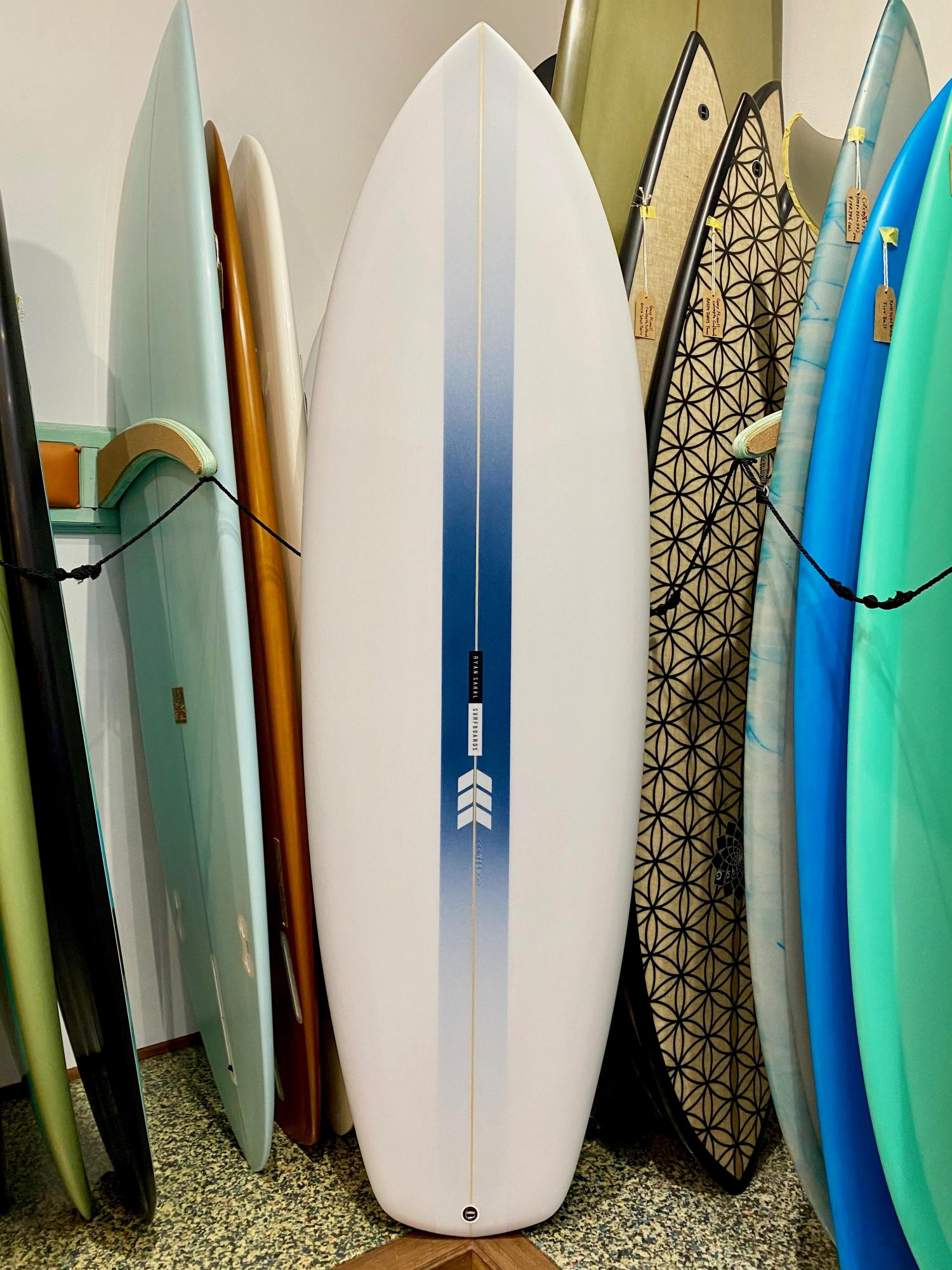The Soap Box Derby 5.8【RYAN SAKAL SURFBOARDS】