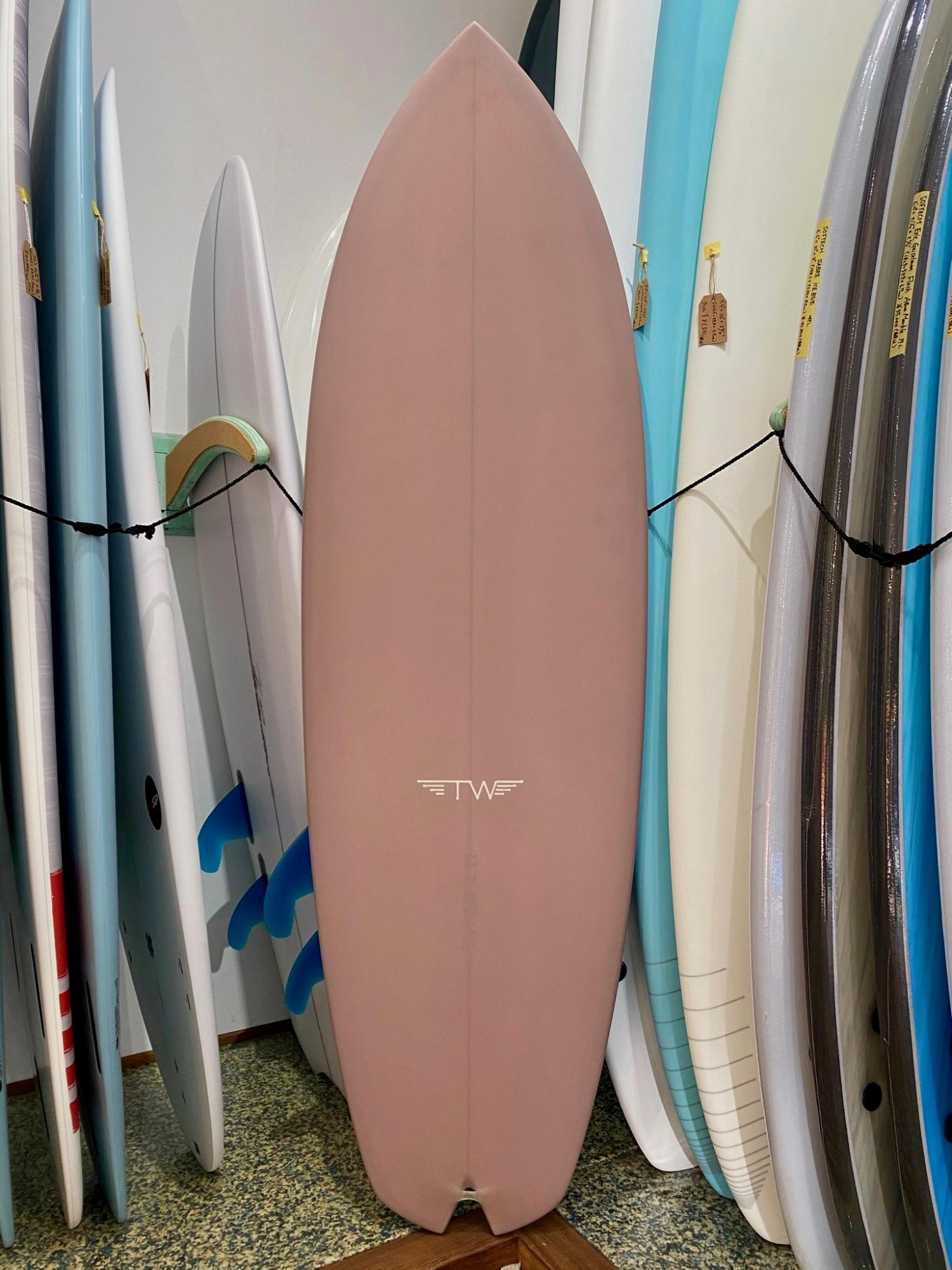 Tyler Warren Surfboards TC 5.7