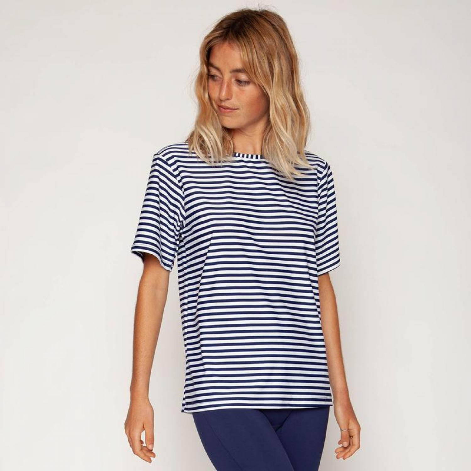 Seea Glenn Surf Tee Stripes