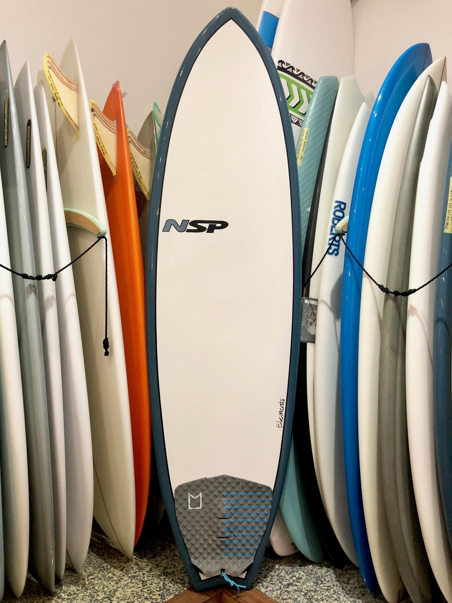 NSP Elements HDT Surf Fish